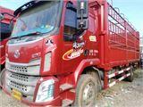 東風柳汽 乘龍M3 載貨車 M3中卡 220馬力 4X2 6.8米排半倉柵式載貨車