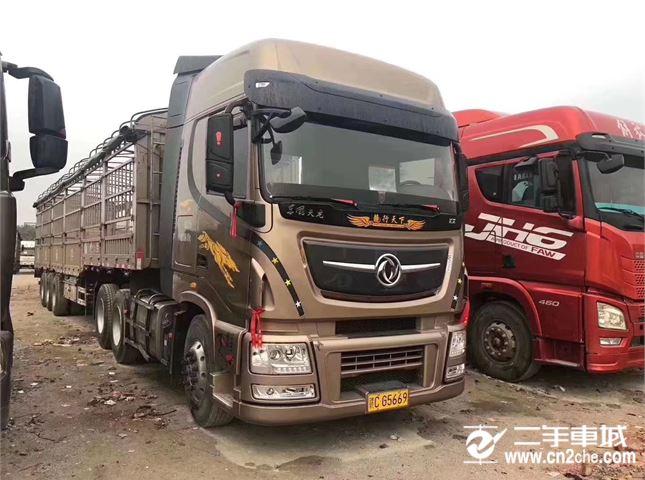 東風 天龍 天龍560馬力,旗艦