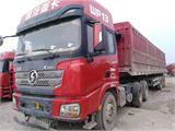 陜汽重卡 德龍X3000 牽引車  550馬力 6X4牽引車(SX4256T324)