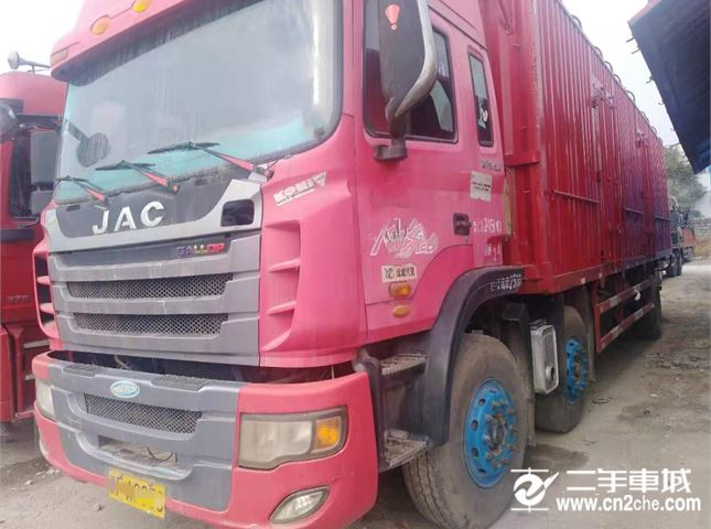 江淮 江淮格爾發H系列 載貨車 重卡 220馬力 6X2