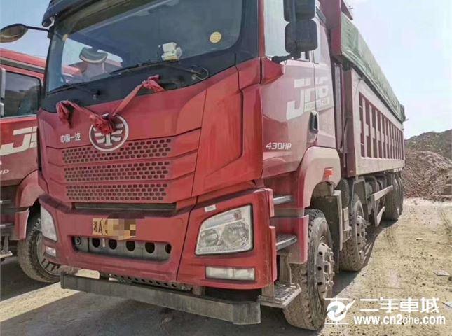 一汽解放 J6 解放JH6-430濰柴,貨箱8.8米