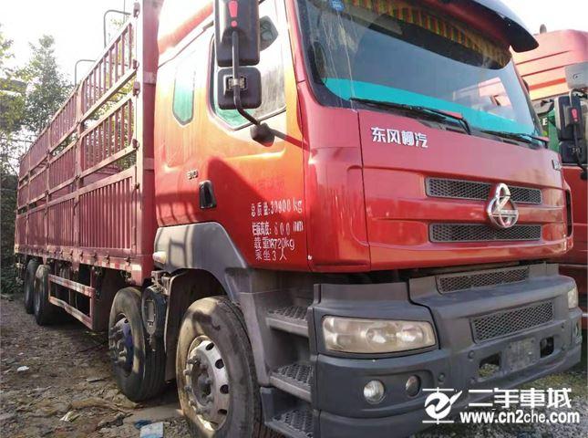 东风柳汽 霸龙 载货车 507重卡 310马力 8X4 前四后八