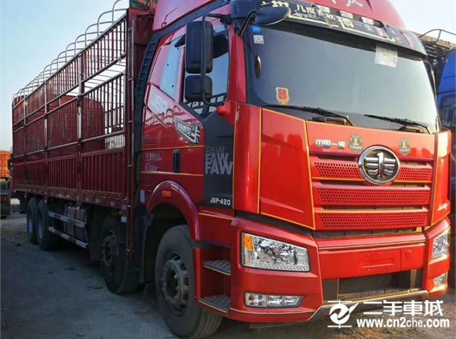 一汽解放 J6P 解放9米6货车