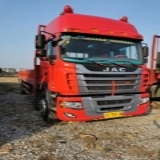 江淮 江淮格尔发K3 k3X  重卡220马力 6X2  7.8米排半栏板载货车