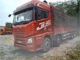 青島解放 JH6 載貨車 JH6重卡 375馬力 8X4 9.5米載貨車