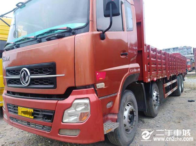 東風 天龍 載貨車  340馬力 8×4 欄板式載貨車(EQ1310GD5N)