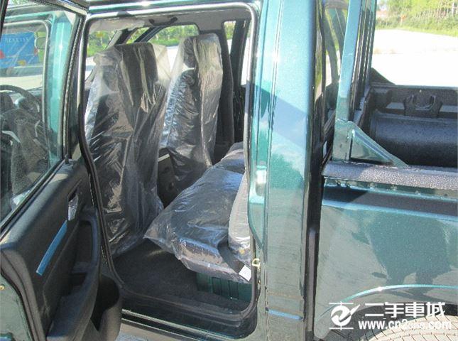 五十铃 T系列 2.6L汽油 四驱 双排皮卡