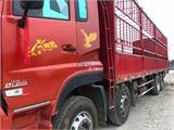 東風 天龍 350動力8X4載貨車