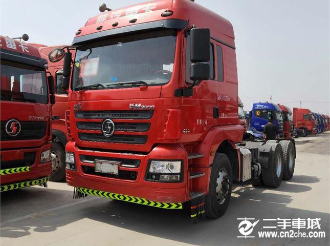 陕汽重卡 德龙新M3000 常年出售二手牵引车德龙X3000 欧曼 解放 东风天龙 豪沃