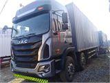 江淮 江淮格尔发K系列 载货车 K5w重卡 280马力 6X2 9.6米厢式载货车(HFC5201XXYP1K4D54S7V)