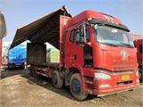 一汽解放 J6P 載貨車 重卡 350馬力 8×4 欄板式 排半 載貨車(CA1310P66K2L7T4E5)