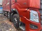 东风柳汽 乘龙 载货车 H5 350马力 8X4 9.5米仓栅式载货车(LZ5310CCYH5FB)