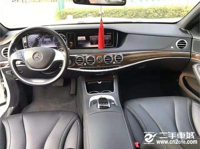 奔驰 S级 2019款  S 320 L