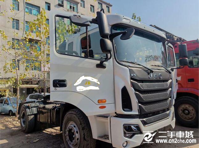 江淮 江淮格爾發K系列 牽引車 K5L中卡 標載版 260馬力 4X2牽引車(HFC4171P3K2A35S1V)