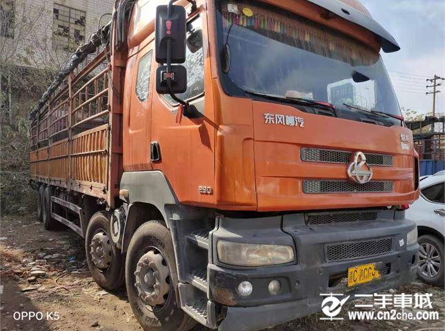 東風柳汽 霸龍 載貨車 507重卡 290馬力 8X4 前四后八