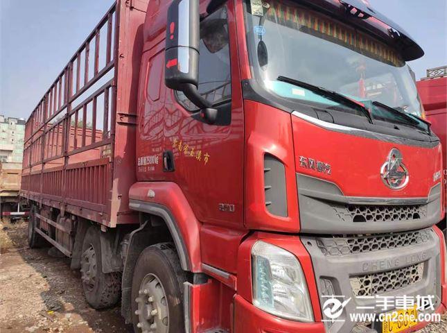 東風柳汽 乘龍 載貨車 H5 270馬力 6X2 9.6米倉柵式載貨車(LZ5250CCYM5CB)