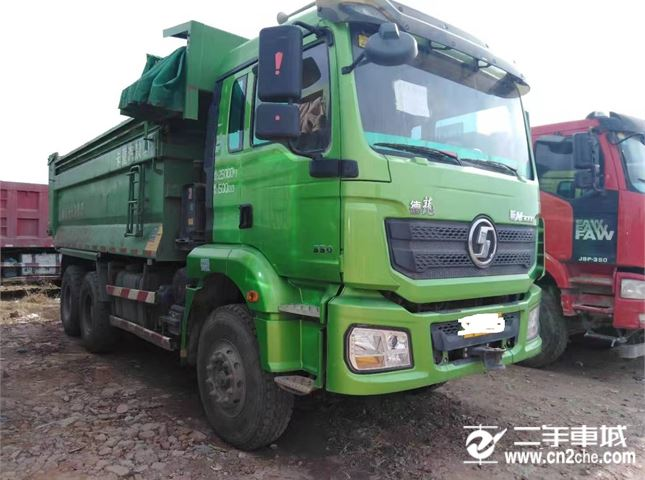 陕汽重卡 德龙新M3000 自卸车 自卸车