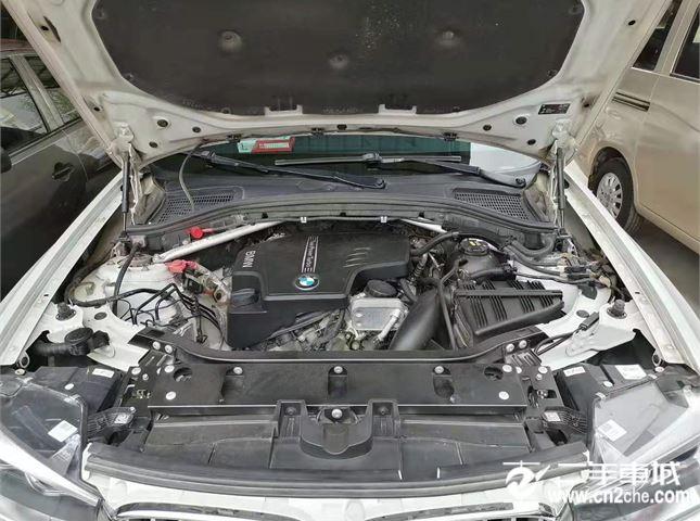 寶馬 寶馬X3(進口) 2014款 xDrive20i X設計套裝
