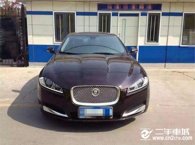 捷豹 捷豹XF(進口) 2013款 XF 2.0T 風華版