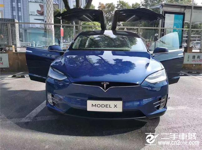 特斯拉 Model X 75D