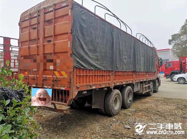 東風柳汽 霸龍 自卸車 507重卡 340馬力 8X4 前四后八
