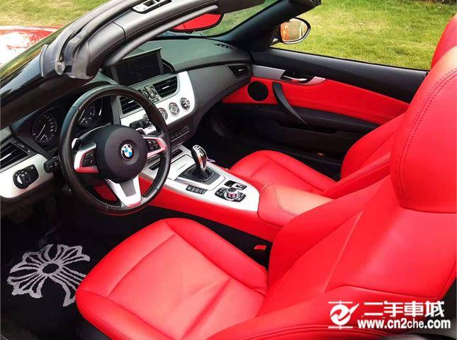 宝马 宝马Z4(进口) 2013款 sDrive35i 豪华型