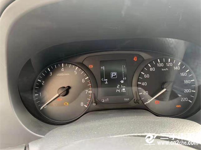 日產 納瓦拉 2017款 2.5L 自動四驅豪華版QR25
