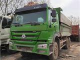 中國重汽 豪沃 公司低價出售二手自卸車豪沃 歐曼 德龍 紅巖金剛 前四后八等