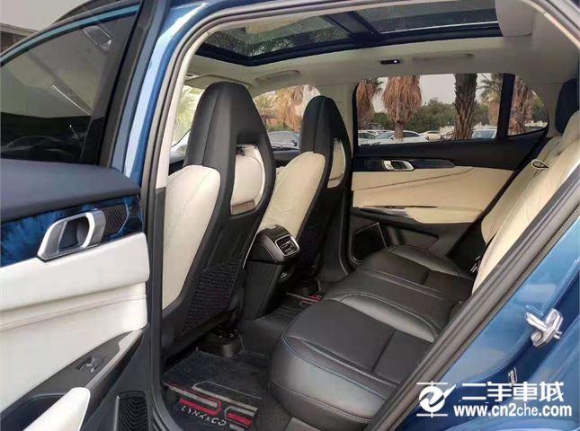 领克 领克电动车 2018款 2.0T 耀Pro