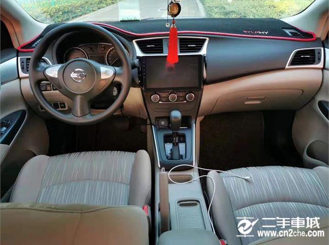 日产 轩逸 2016款  1.6L CVT XE 舒适版