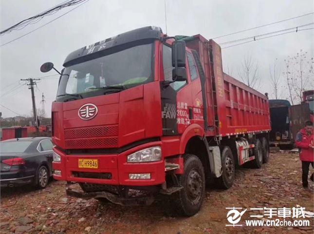 一汽解放 J6P 350馬力 7.6米