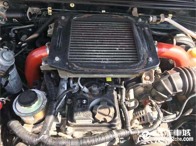 日產 銳騏皮卡 2010款 2WD ZD30柴油豪華型 國Ⅲ 皮卡