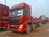 陜汽重卡 德龍X3000 350馬力 8X2載貨車底盤(SX1320XCB)