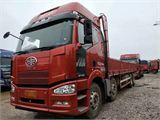 一汽解放 J6P 350馬力 9.6米 平板載貨車