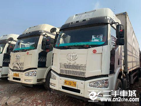 一汽解放 J6  220馬力 6X2 廂式載貨車(CA5250XXYP62K1L8T3E4)