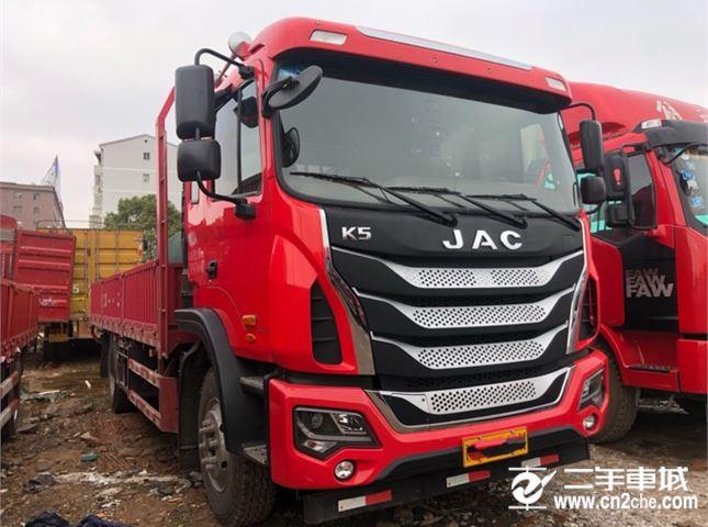 江淮 江淮格尔发K系列 240动力4X2载货车