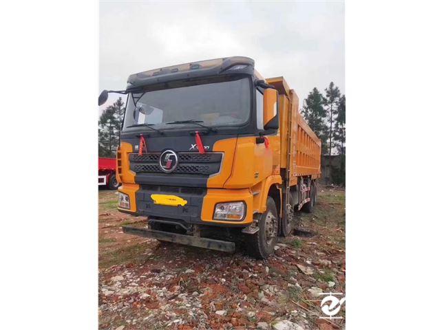 陜汽重卡 德龍X3000 自卸貨車