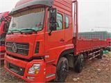 东风 天龙 220马力 9.6米平板载货车