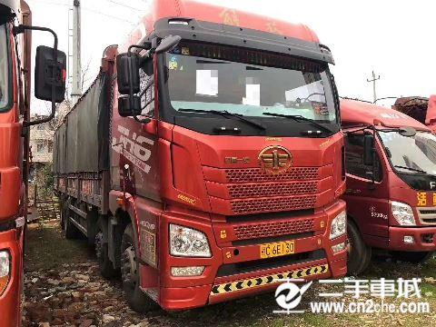 青岛解放 JH6 解放400潍柴9米6