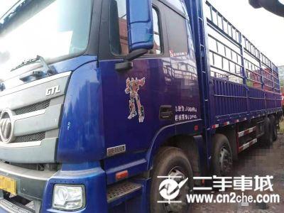 福田 欧曼 载货车 载货车 4x8 前四后八