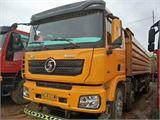 陜汽重卡 德龍X3000 430馬力 8X4 8.6米自卸車(SX33105C486B)