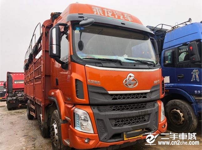 東風柳汽 乘龍 240動力6X2載貨車