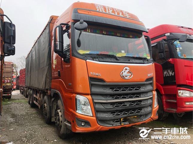 東風柳汽 乘龍H7 350動力8X4載貨車