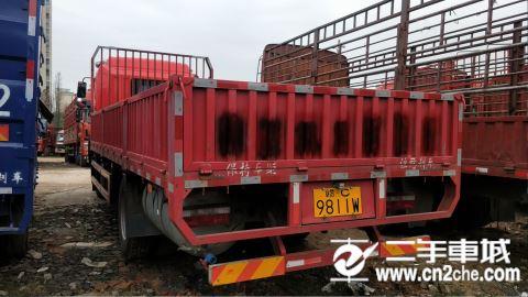 江淮 江淮格爾發K系列 K5L中卡 標載版 240馬力 4X2牽引車(HFC4171P3K2A35S1V)