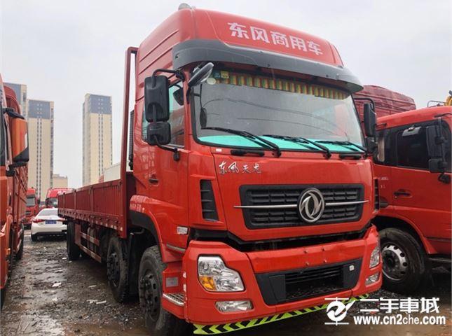 東風 天龍 220動力6X2載貨車
