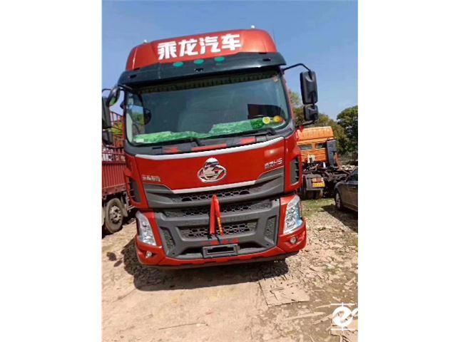 東風柳汽 乘龍 H5 220馬力 4X2 6.8米倉柵式載貨車(高頂雙臥)(LZ5182CCYM3AB)