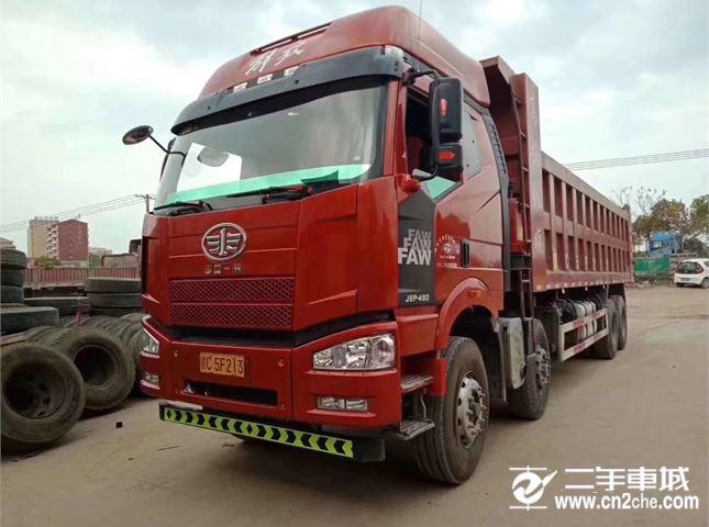 一汽解放 J6 解放J6P-460馬力,8.5米貨箱