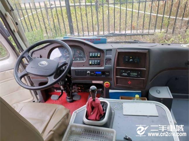 宇通 宇通 宇通客車ZK6608DX