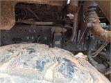 陕汽重卡 德龙X3000 375马力后八轮自卸