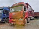 一汽解放 J6P 載貨車  重卡 350馬力 8X4 倉柵載貨車